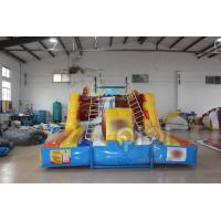 China Inflatable Rope Ladder Climbing Challenge on sale