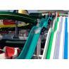 Buy cheap Amusement Park Outdoor Pool Fiberglass Water Slide from wholesalers