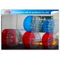 China Serurity Guarantee Playing Soccer With Inflatable Ball Suits For Body Knock on sale