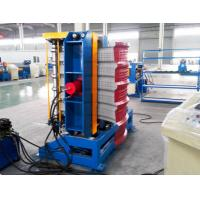 Wholesale Roof Panel Hydraulic Bending Machine , Color Steel Sheet Roll Bending Machine  from china suppliers