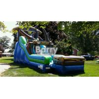 Wholesale Giantic 22' Rockin' Rapids Inflatable Water Slide For Backyard / Outdoor from china suppliers
