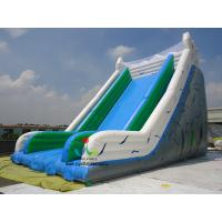 China 9 meters high commercial giant adult inflatable slide for sale price from China Guangzhou inflatable factory slide-178 on sale