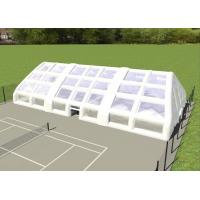 Double Layer Strong Inflatable Lawn Tent Inflatable Camping Tent For Tennis Football Game