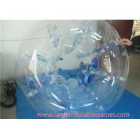 Wholesale Clear 1.5m TPU Inflatable Bubble Ball For Young , Outdoor Games Inflatable Bumper Bubble Ball from china suppliers
