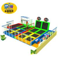 Wholesale Professional Custom Jump Trampoline Park High Capacity For Shopping Centers from china suppliers