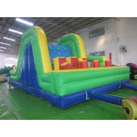 Wholesale China factory prices inflatable obstacle course game with CE.UL from china suppliers