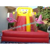 Wholesale New Design Commercial Inflatable Slide Sponge Bob Slide for Re-sale,Rent from china suppliers