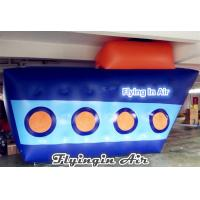 Wholesale New Pvc Heliun Balloon Inflatable Ship with Logo for Advertisement from china suppliers