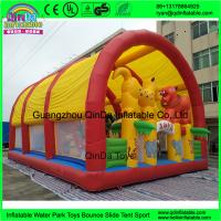 Custom Karate inflatable bouncer, Birthday Parties big bounce house, inflatable jump castle for sale