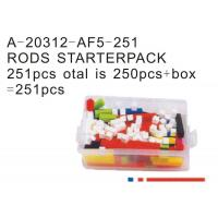 Wholesale Educational Toy, Rods Starter Pack, Cubes and Rods Box (A-20312-AF5-251) from china suppliers