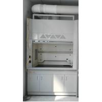 Laboratory Fume Hood Cupboard With VAV System