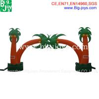 Buy cheap infalatable arch, advertising inflatables, inflatable advertising arch from wholesalers
