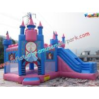 Wholesale Princess Waterproof Inflatable Party Bouncers With PVC For Water Park from china suppliers