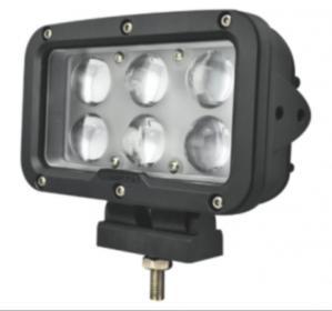 Wholesale Waterproof Cars LED Vehicle Work Light  Spot / Flood Beam IP 68 Waterproof from china suppliers