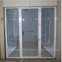 Buy cheap Easy Install Home Steam Room , Acrylic Wet Steam Room Equipment 2-6 Person from wholesalers