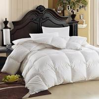 Wholesale Microfiber Filling Hotel Bedding Duvet Single Or Full Size / Home Down Comforter from china suppliers