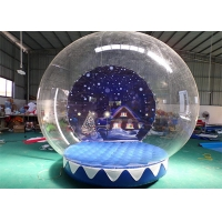 Wholesale Outdoor Advertising 3m Inflatable Snow Globe Balloon from china suppliers