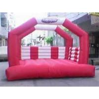Buy cheap Hire of Jumping Castles, 0.55mm PVC Tarpaulin Commercial Bouncy Castles For from wholesalers