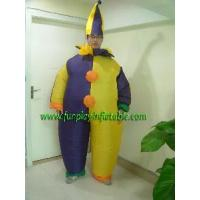 Wholesale Inflatable Clown Costume from china suppliers