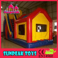 Wholesale COM-106 Colourful Commercial Giant Inflatable Bouncer from china suppliers