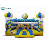 Wholesale New design aladdin castle small inflatable bounce house from china suppliers