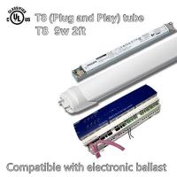 Wholesale TUV T8 Led Replacement Lamps , Household Replacement Led Tubes For Fluorescent Tubes from china suppliers