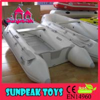 Wholesale K-008 Commercial Leasing Durable Inflatable Water Boat from china suppliers