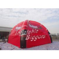 Buy cheap Advertisement Dome Inflatable Outdoor Party Tent Park With Durable Vinyl or from wholesalers