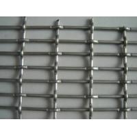 Wholesale Stainless Steel Double Crimped Wire Mesh Sand Sieving Square Woven Wire Mesh from china suppliers