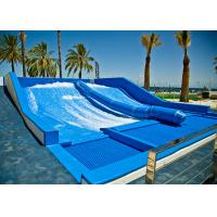 Wholesale Aqua Water Park Surf N Slide Blue Skateboarding Exciting Experience from china suppliers