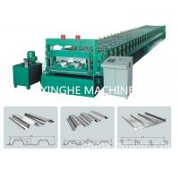 Wholesale Energy Saving Trapezoidal Sheet Roll Forming Machine , Cold Forming Machine  from china suppliers