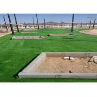 Professional Custom Indoor Artificial Grass Synthetic Turf 35MM Height