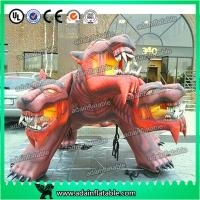 Wholesale Giant Inflatable Monster  / Hot  Inflatable Cerebrus Dog Cartoon Advertising For Event from china suppliers