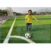 Buy cheap High Wear - Resistance Water Saving Sports Synthetic Grass / Artificial Grass from wholesalers