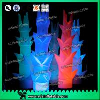 Wholesale 3m Led Inflatable Pillar Lights For Party / Wedding Decoration from china suppliers