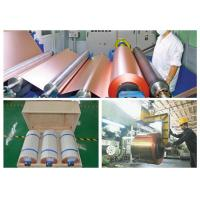 Wholesale 25um LP  Ed Copper For FPC, High Temperature Resistance Copper Foil Roll from china suppliers