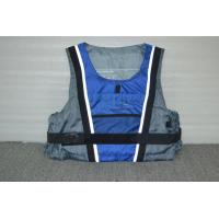 Wholesale Surfing Watersport Life Jackets , Marine Nylon boat life jackets from china suppliers