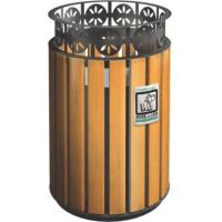Wholesale KQ60280K 32 Gallon 13 Gallon Trash Can Stainless Steel For Public , CE Certification from china suppliers