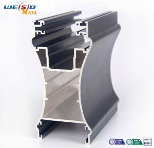 Wholesale Sliding open style and double glazed Aluminum sliding windows Profile from china suppliers