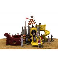 China Garden Play Centres For Kids , Outdoor Playground Kids For Swimming Pool on sale