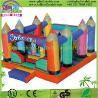 Quality Kids Inflatable Castle Bouncer Inflatable Toys Kids Bouncer for Playground for sale