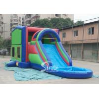 5in1 module panels outdoor kids inflatable bounce house slide combo from Sino Inflatable