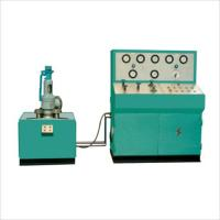 Wholesale JLA  Valve hydraulic test bench for safety valve from china suppliers
