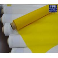 Wholesale 102 Width White Polyester Printing Mesh With 100% Monofilament , High Tension from china suppliers