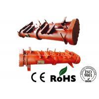 Custom Design Stainless Steel Heat Exchangers , Standard Water Cooled Condenser