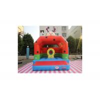 Wholesale Commercial Grade Inflatable Bounce House / Double Stitching Blow Up Playhouse from china suppliers