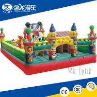 Wholesale inflatable trampoline castle, mickey mouse inflatable bouncer from china suppliers