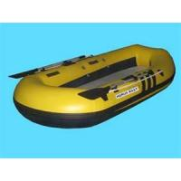 Buy cheap 2.0mm durable PVC fabric Rafting Boat DB20 with fixing kit for water park from wholesalers