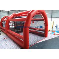 Wholesale OEM Air-sealed Portable Inflatable Batting Cages , Inflatable Driving Range , Airtight Baseball Batting cages from china suppliers