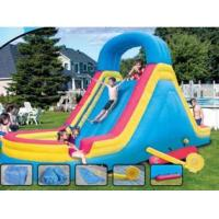 Wholesale Easy Handing Inflatable Castle Water Slide (OL-28001) from china suppliers